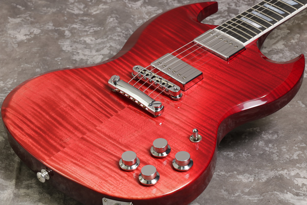 Gibson USA / SG Standard HP-II 2018 Blood Orange Fade 【S/N 180060949】【池袋店】