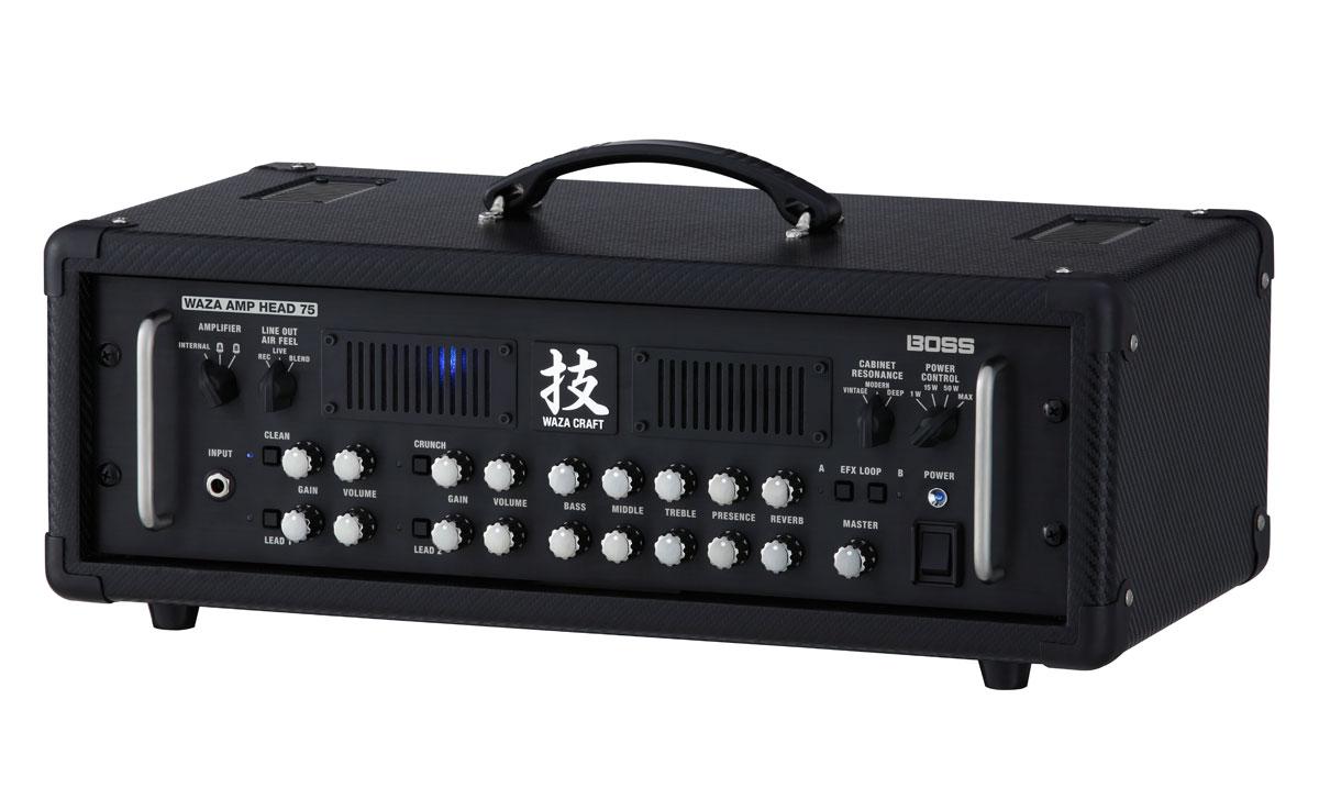 BOSS / WAZA Amp Head 75 WAZA-HD75 Guitar Amplifier 【お取り寄せ商品】【池袋店】