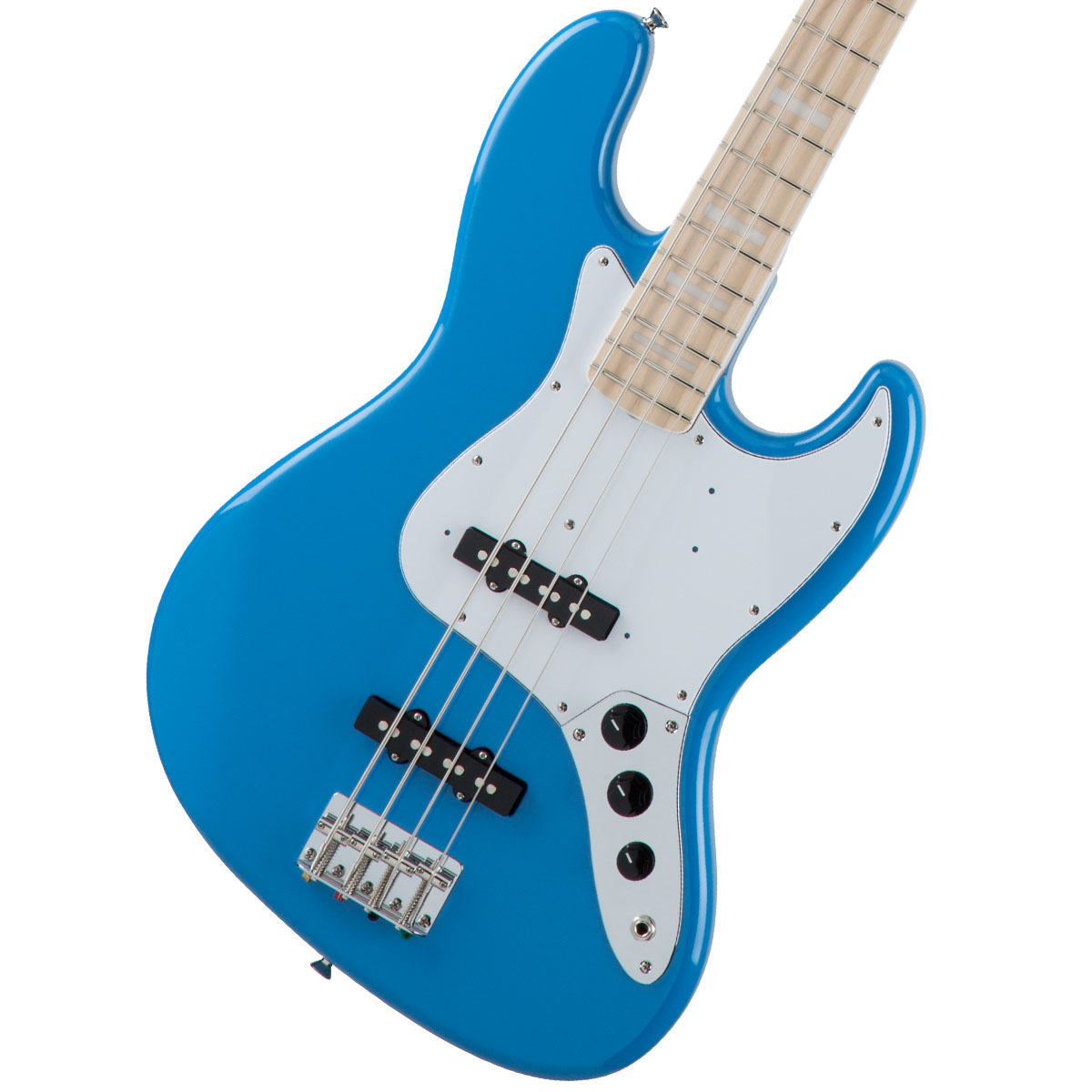 Fender / Made in Japan Traditional 70s Jazz Bass Maple Fingerboard California Blue 【池袋店】