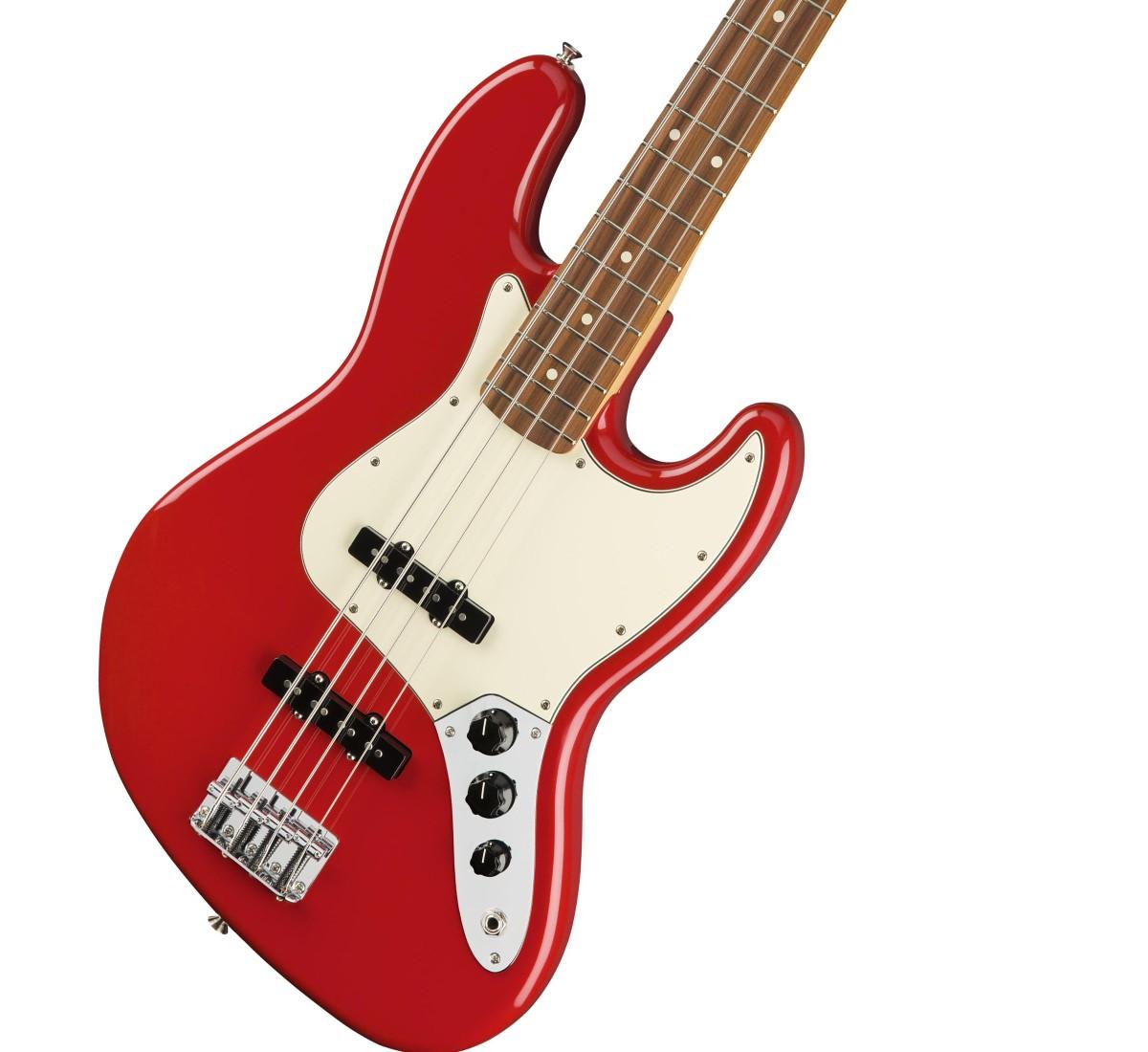 Fender Player Series Jazz Bass Sonic Red Pau Ferro Fingerboard 池袋店 七夕祭り 無条件返品・交換 結婚祝