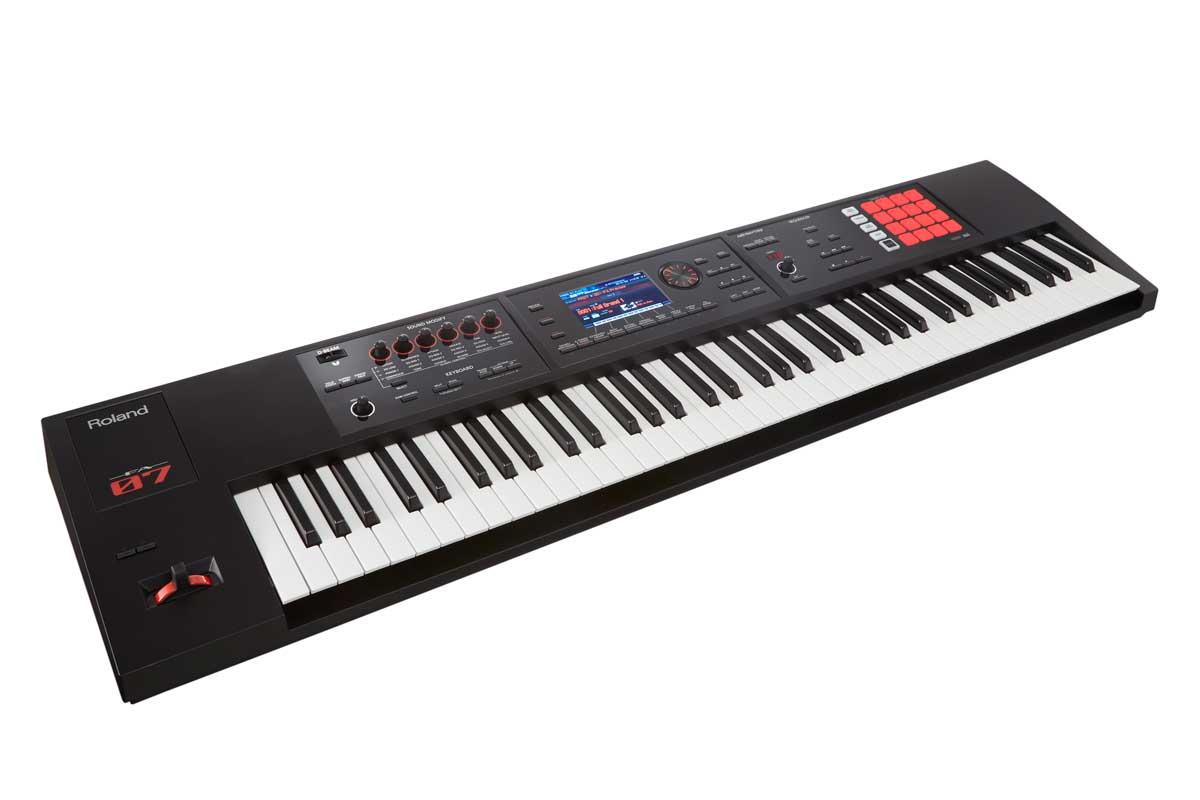 Roland ローランド / FA-07 Music Workstation 76鍵盤 シンセサイザー 【池袋店】