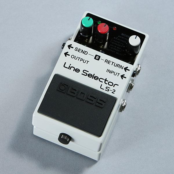 BOSS /Line Selector LS-2 【ラインセレクター】【池袋店】