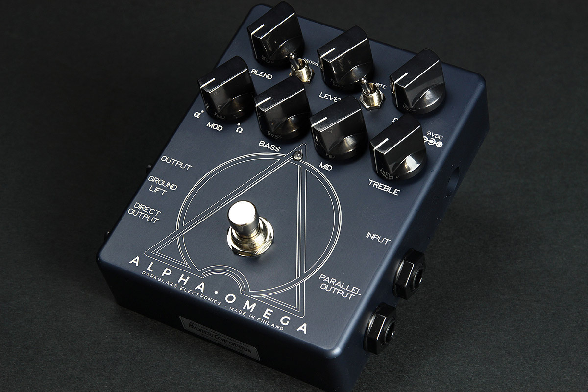 Darkglass Electronics / ALPHA OMEGA【池袋店】