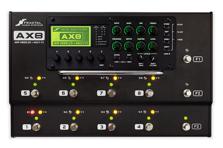 Fractal Audio Systems / AX8 【池袋店】