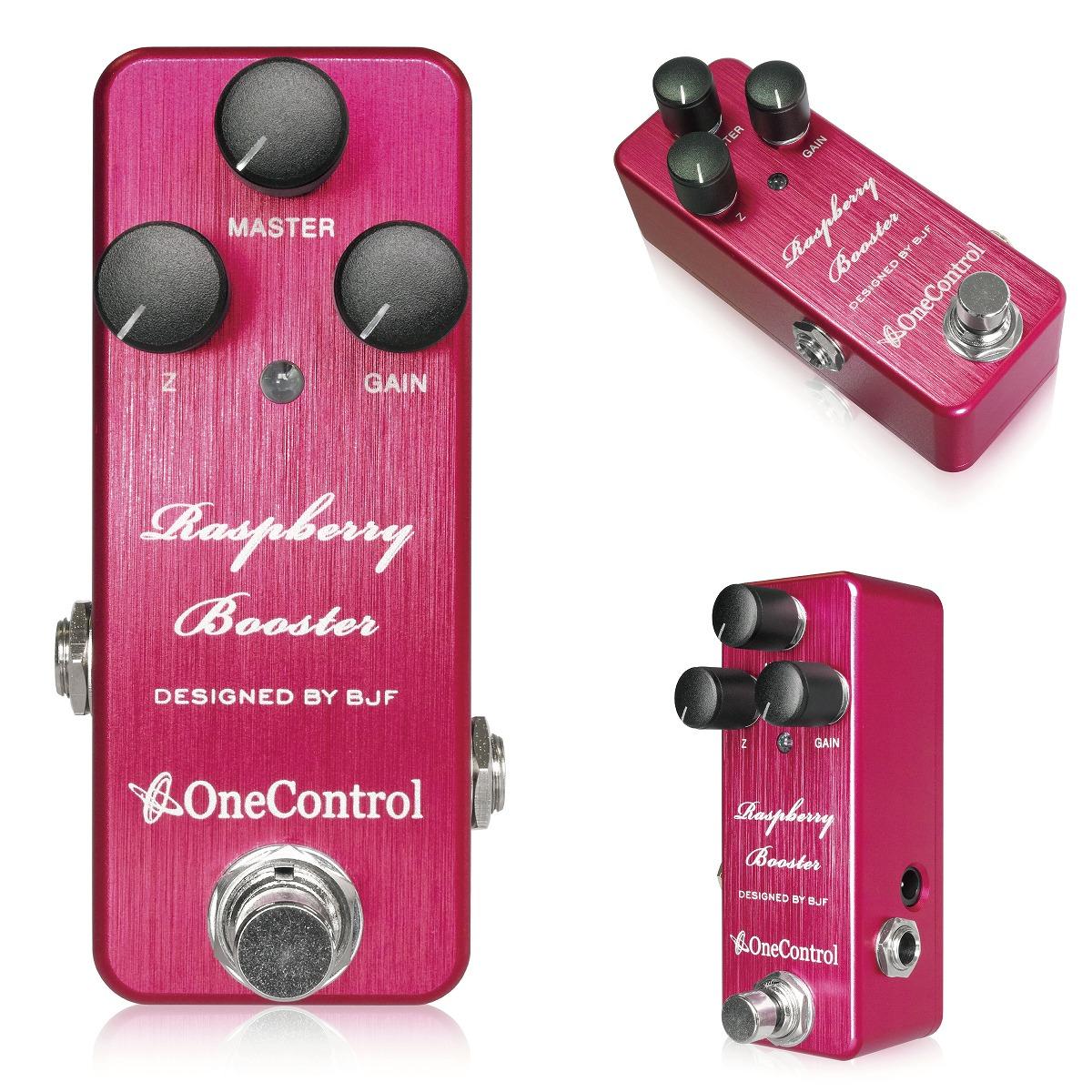 本物品質の One/ Control/ Raspberry Raspberry Control Booster【池袋店】, インナー@スタイルスクエア:1f0084d6 --- portalitab2.dominiotemporario.com