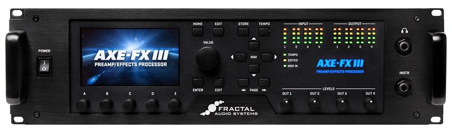 FRACTAL AUDIO SYSTEMS / Axe-Fx III ≪次回以降入荷分ご予約受付中!≫【池袋店】