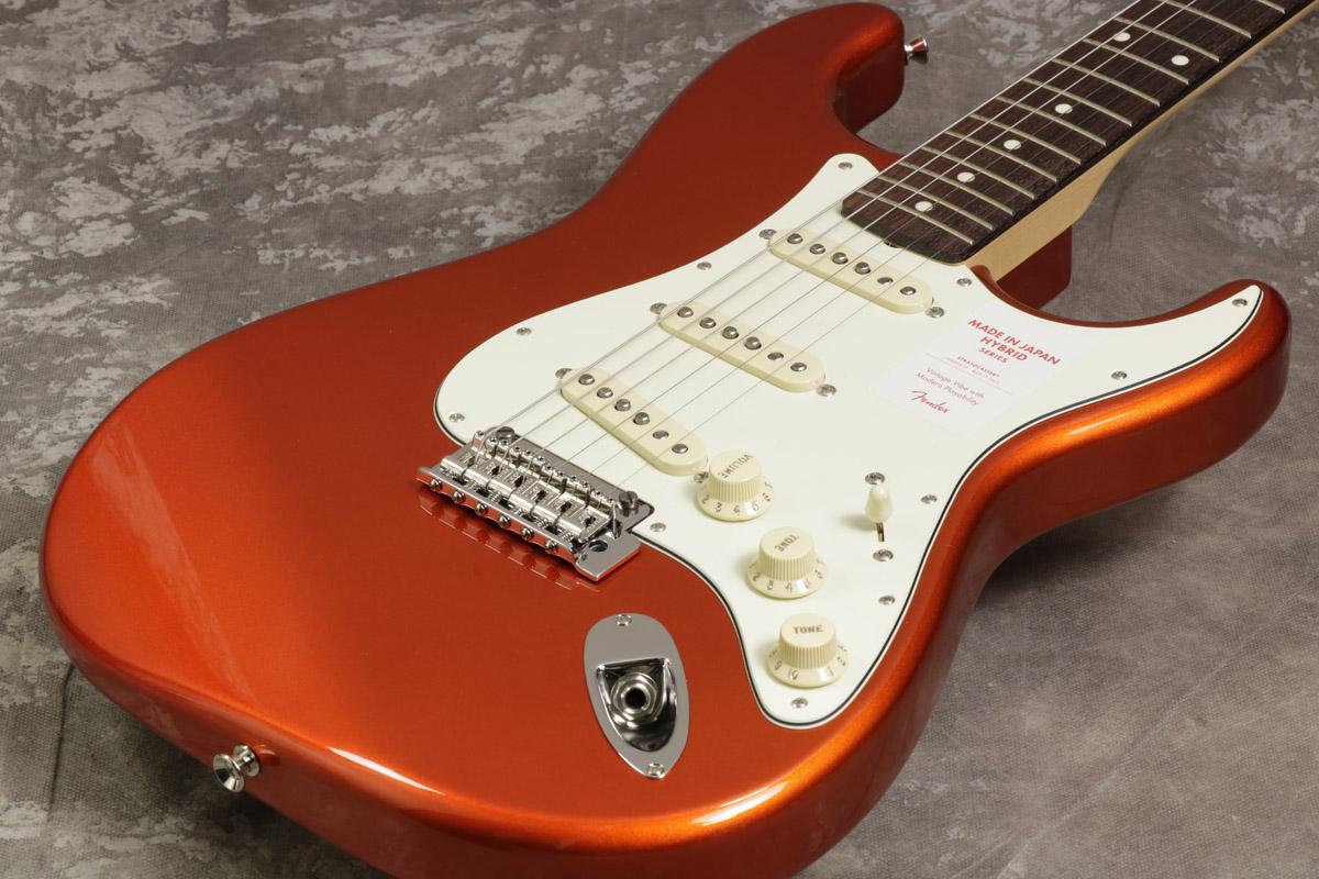 Fender / Made in Japan Hybrid 60s Stratocaster Candy Tangerine 【S/N 17036778】【池袋店】