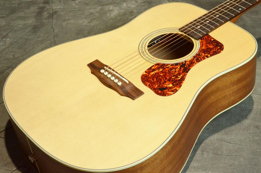GUILD D-240E NAT 公式ストア Natural Westerly Collection エレアコ 爆売りセール開催中 アコギ ギルド アコースティックギター D240E 池袋店