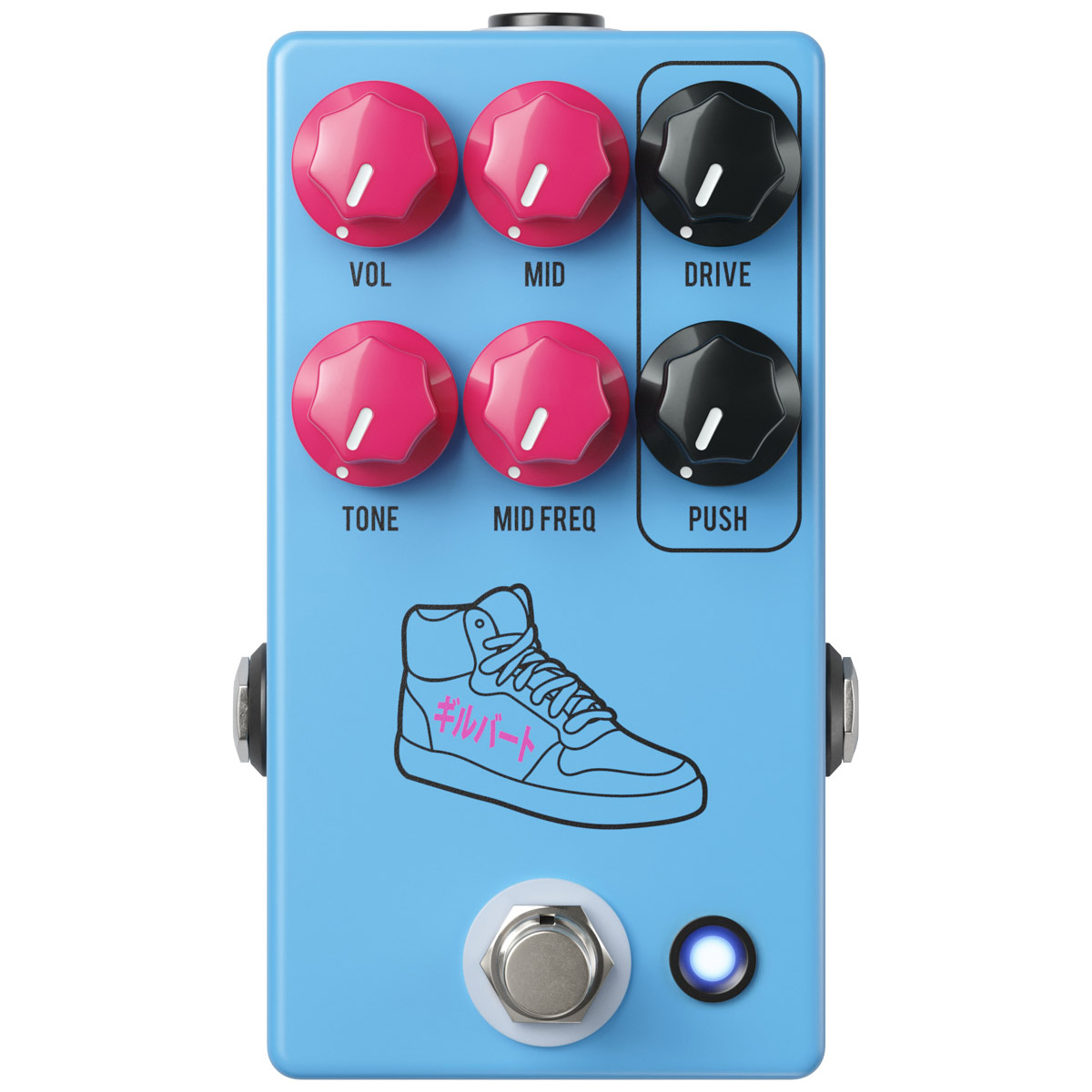 JHS Pedals / PG-14 Paul Gilbert Signature Distortion Pedal 【2020 NAMM 新製品】【名古屋栄店】