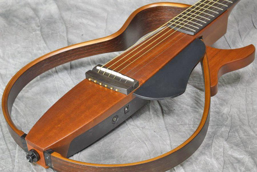 サイレントギターが5年ぶりとなるフルモデルチェンジ YAMAHA SLG200S 最新アイテム NT ナチュラル 福岡パルコ店 YRK !超美品再入荷品質至上! スチール弦仕様 サイレントギター