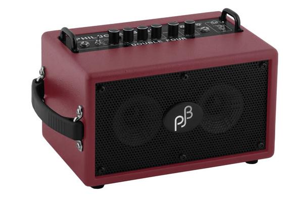 Phil Jones Bass (PJB) / Double Four Red BG-75 【福岡パルコ店】