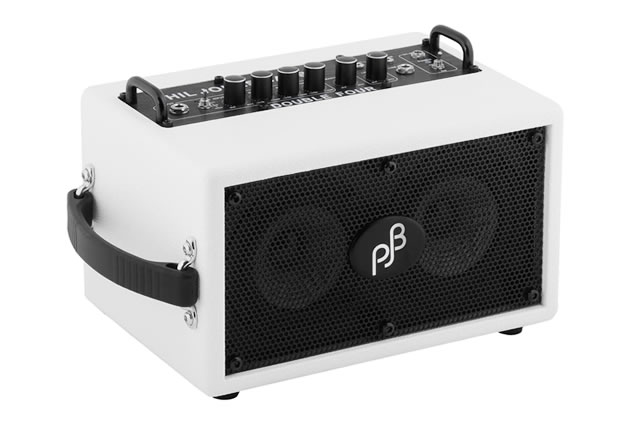 Phil Jones Bass (PJB) / Double Four White BG-75 【福岡パルコ店】
