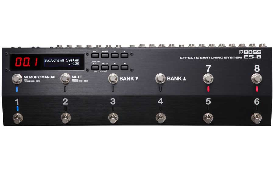 BOSS / ES-8 Effects Switching System スイッチャー【福岡パルコ店】