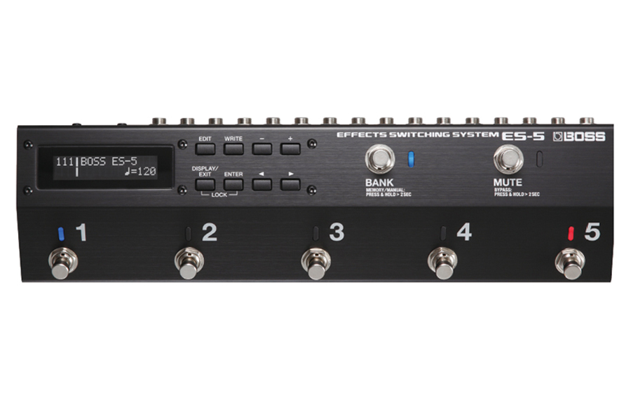 BOSS / ES-5 Effects Switching System 5ループスイッチャー 【福岡パルコ店】
