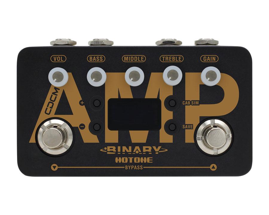 HOTONE / BINARY AMP ホットーン アンプ・シミュレーター 【展示品特価】【新宿店】