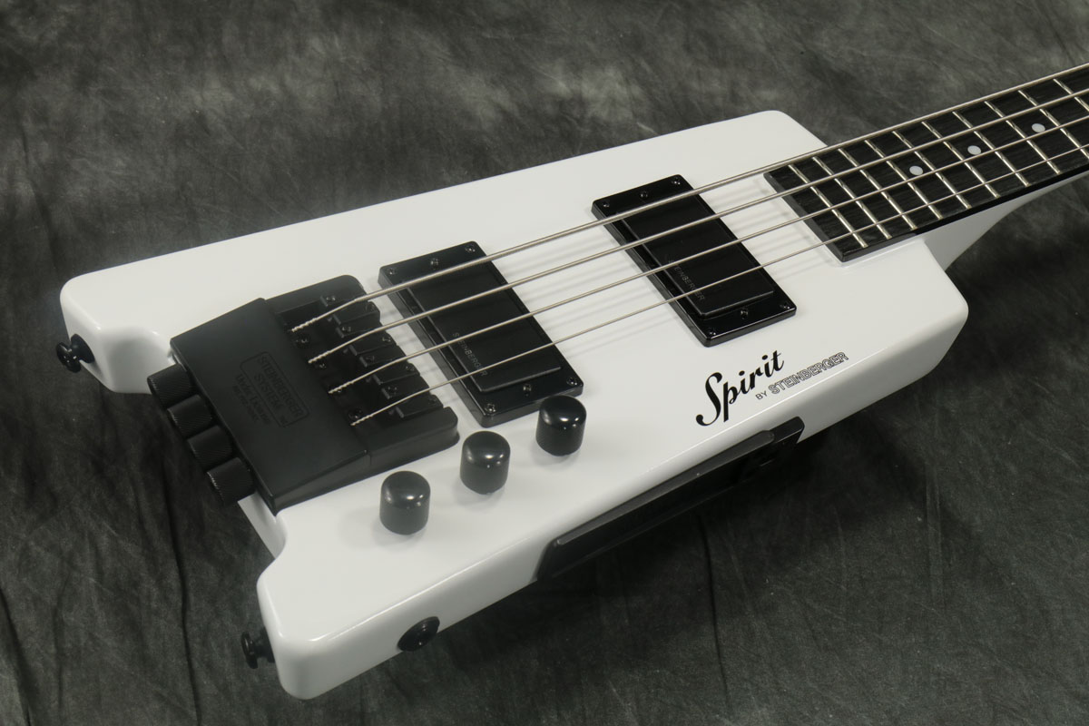 Steinberger / Spirit Collection XT-2 STD4 White スタインバーガー【横浜店】