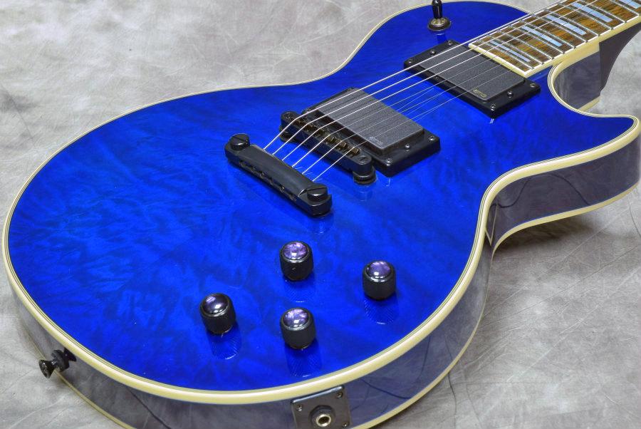 Epiphone / Prophecy Les Paul Custom Plus EX Midnight Sapphire 【福岡パルコ店】