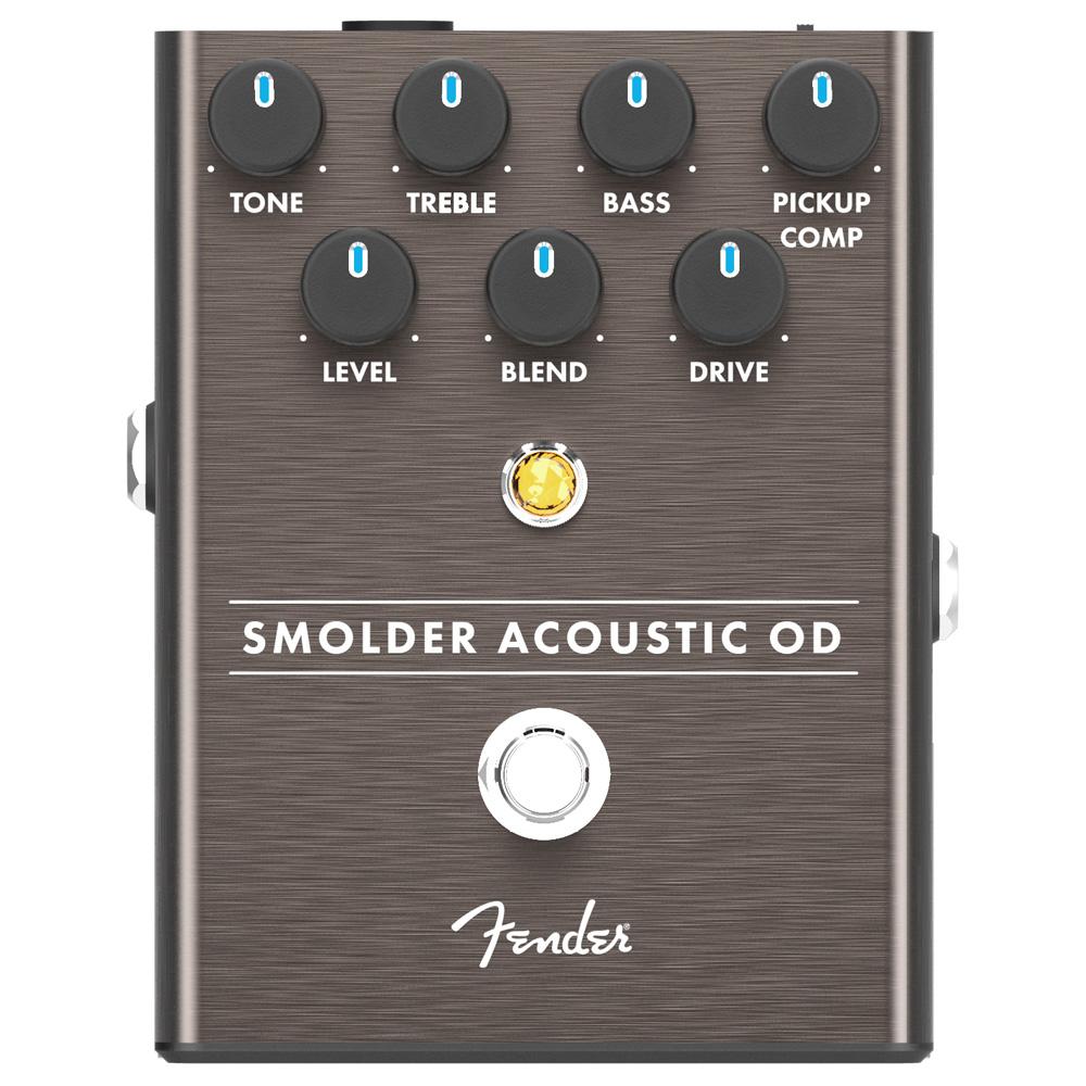 FENDER / Smolder Acoustic Overdrive フェンダー オーバードライブ 【新宿店】