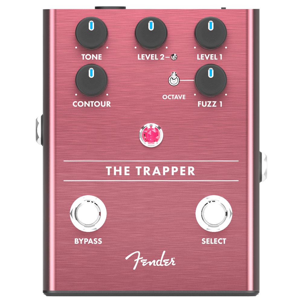 FENDER / The Trapper Dual Fuzz フェンダー ファズ 【新宿店】