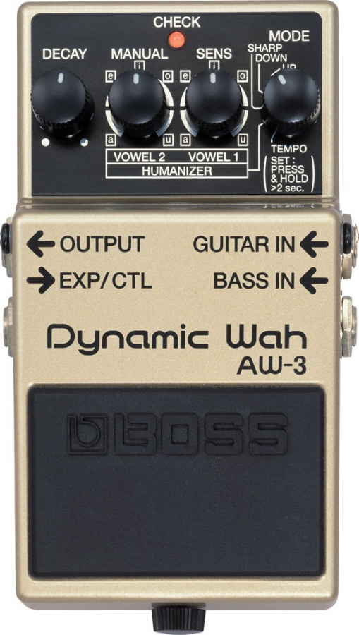 BOSS / AW-3 Dynamic Wah 【福岡パルコ店】