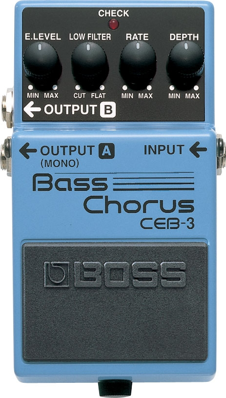 BOSS / CEB-3 Bass Chorus 【福岡パルコ店】