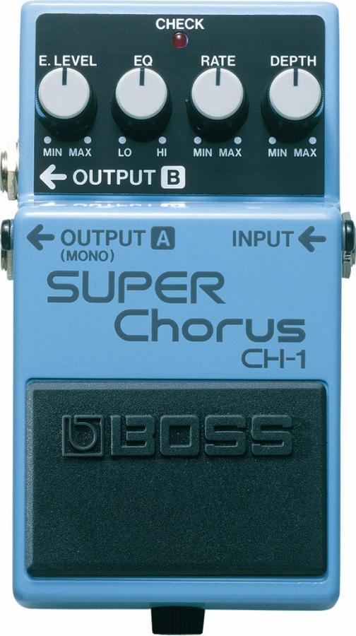 BOSS / CH-1 SUPER Chorus 【福岡パルコ店】