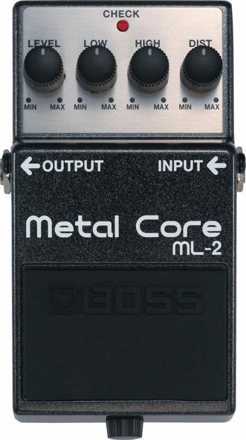 BOSS / ML-2 Metal Core 【福岡パルコ店】