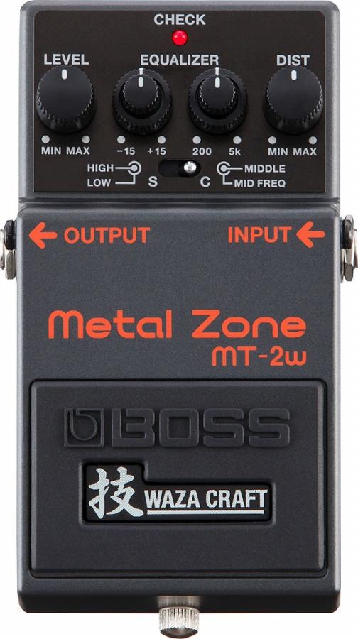 BOSS / MT-2W Metal Zone 技 Waza Craft 【福岡パルコ店】