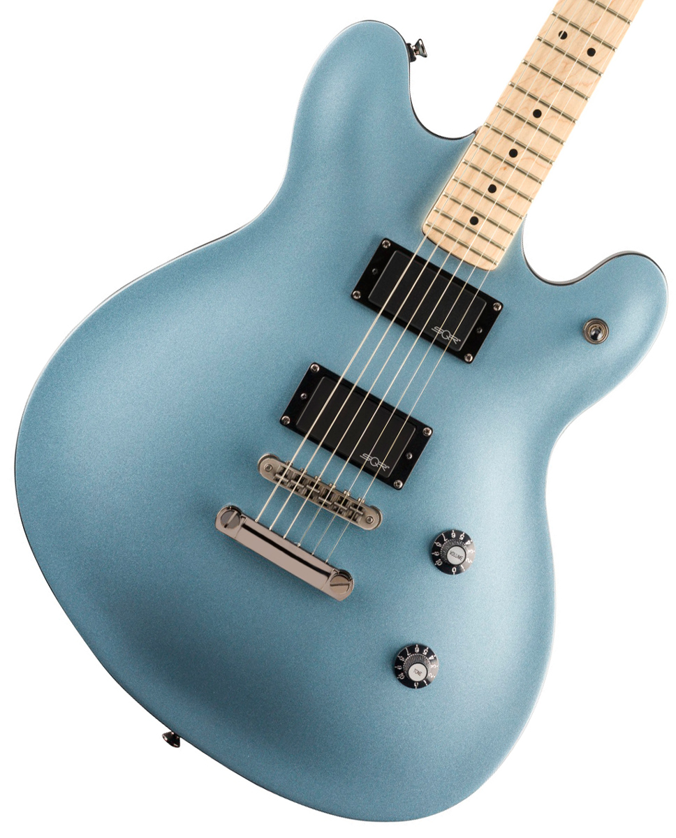 Squier by Fender スクワイヤー / Contemporary Active Starcaster Maple Fingerboard Ice Blue Metallic【御茶ノ水本店】
