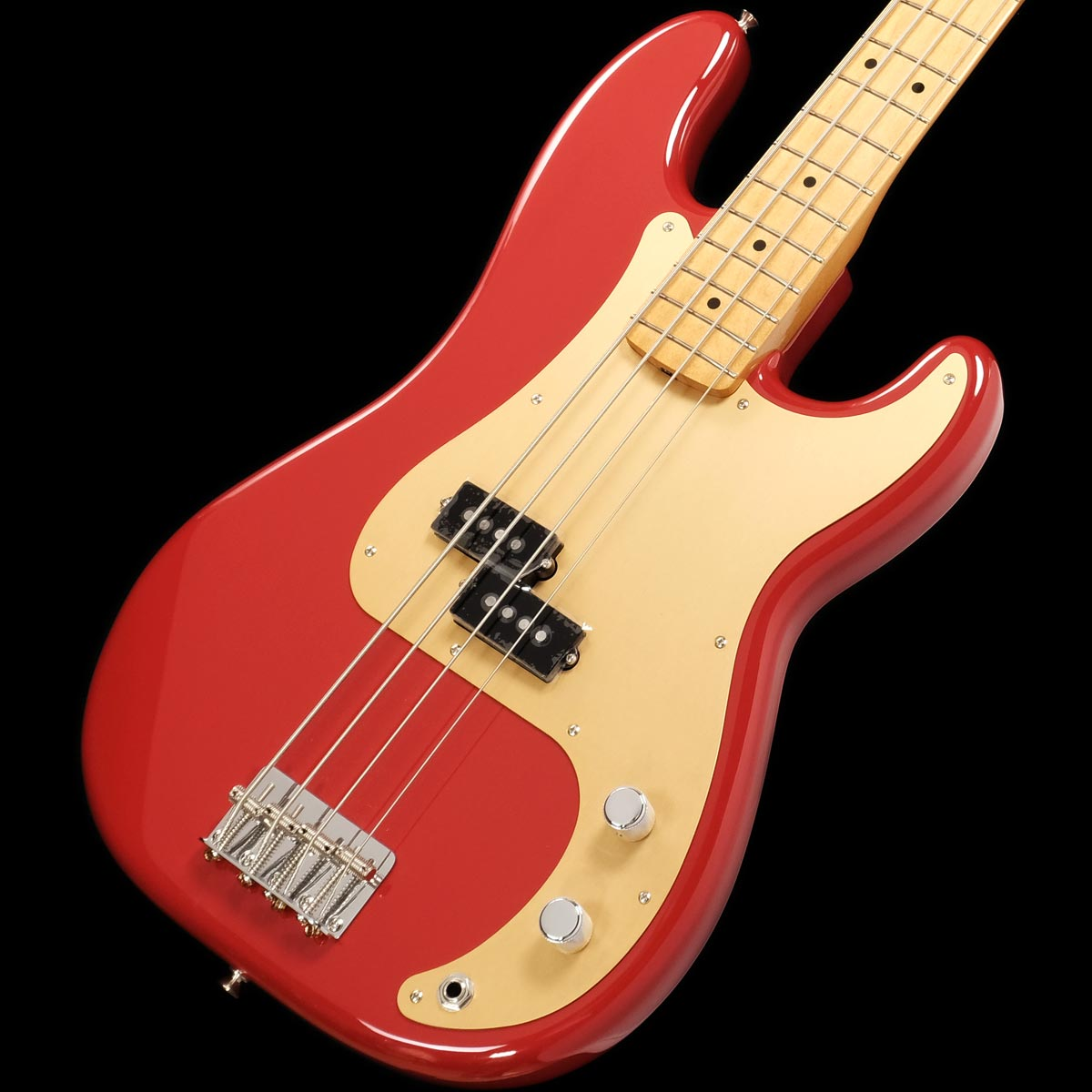 Fender / Vintera 50s Precision Bass Maple Fingerboard Dakota Red フェンダー【御茶ノ水本店】
