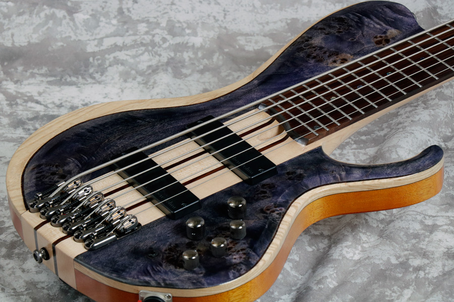 Ibanez / Bass Work Shop Series BTB846SC Deep Twilight Low Gloss (DTL) 【御茶ノ水本店】