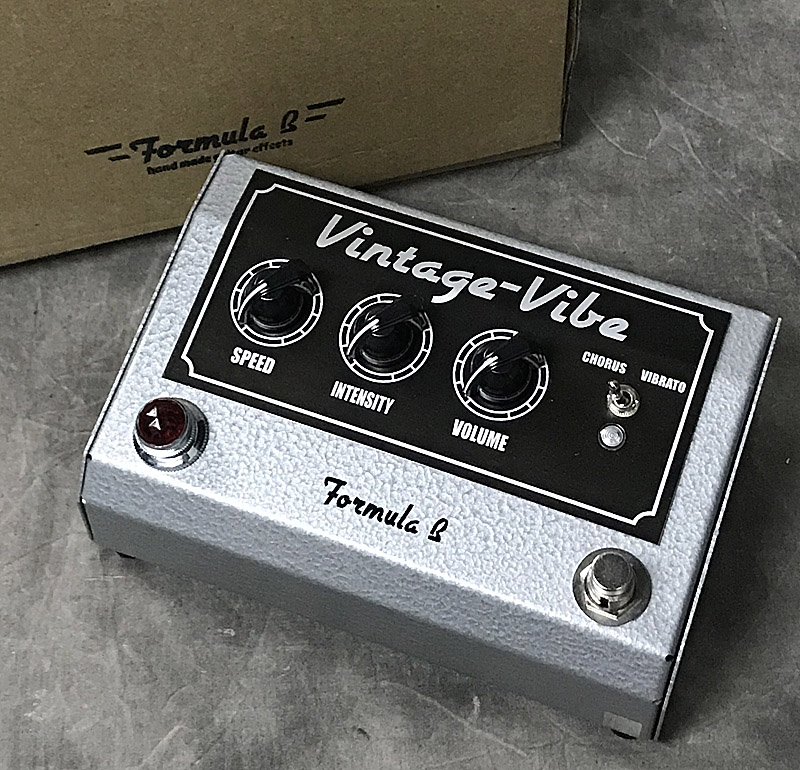 Formula B Elettronica / Vintage-Vibe Deluxe【新宿店】