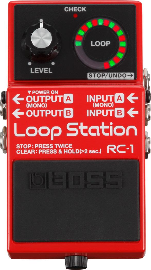 BOSS / RC-1 Loop Station ボス【池袋店】