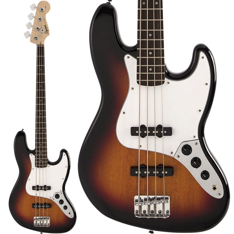 Squier by Fender / FSR Affinity Series Jazz Bass Laurel Fingerboard 3-Color Sunburst 【新宿店】