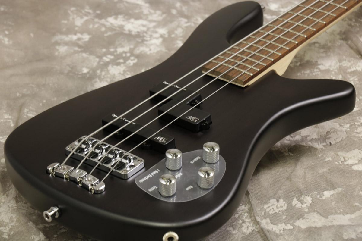 Warwick / Rockbass Series Streamer LX 4st Nirvana Black Transparent Satin 【チョイキズアウトレット特価】【池袋店】