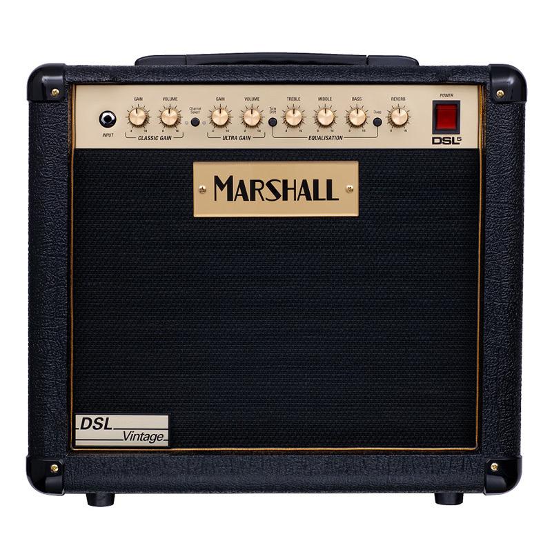Marshall / Limited Edition DSL5CRV 5Wコンボアンプ【新宿店】