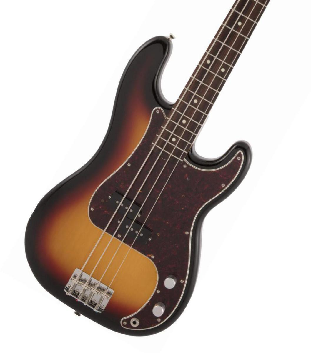 Fender / Made in Japan Traditional 60s Precision Bass Rosewood Fingerboard 3-Color Sunburst【池袋店】