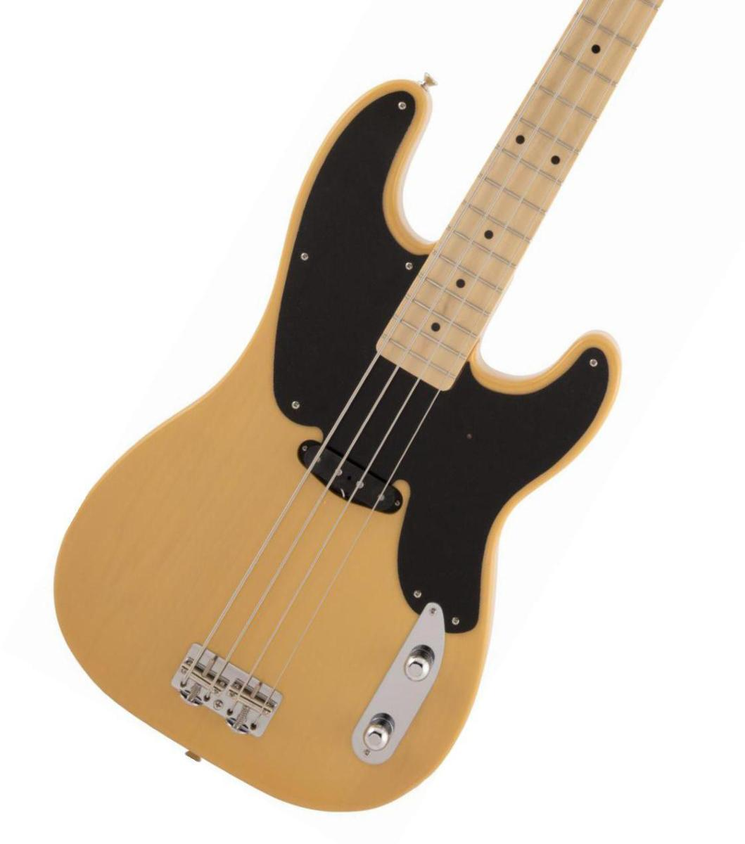 Fender / Made in Japan Traditional Orignal 50s Precision Bass Maple Fingerboard Butterscotch Blonde【池袋店】