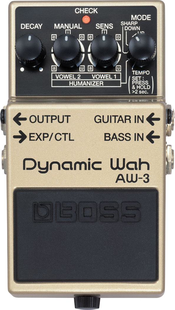 BOSS / AW-3 Dynamic Wah ボス【池袋店】