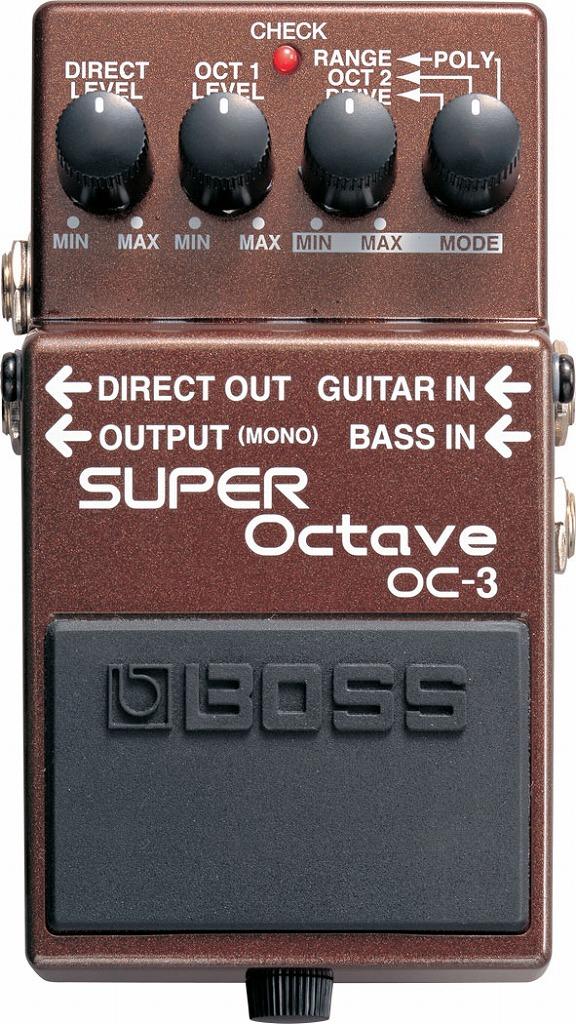 BOSS / OC-3 SUPER Octave ボス【池袋店】