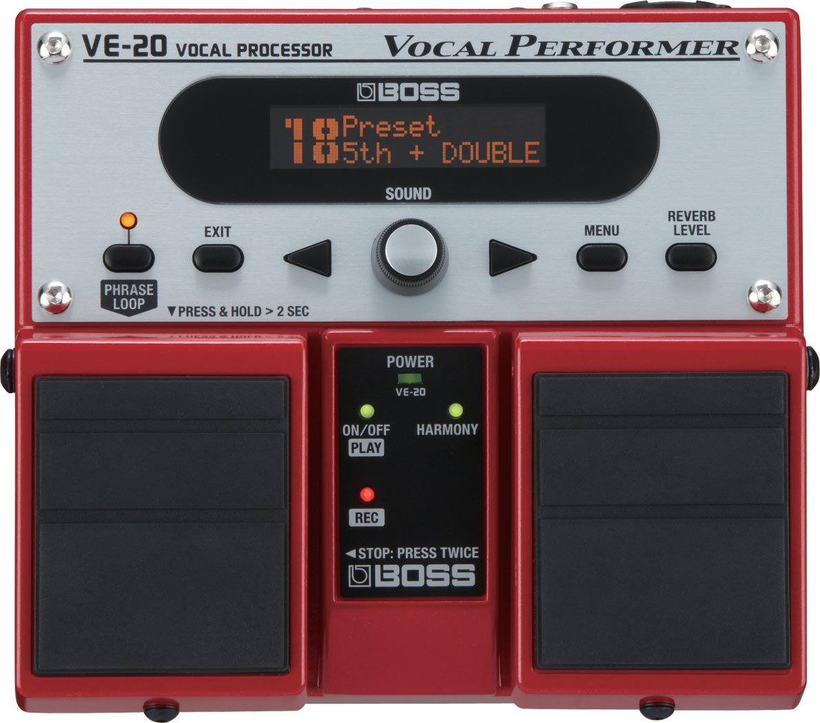 BOSS / VE-20 Vocal Processor【池袋店】