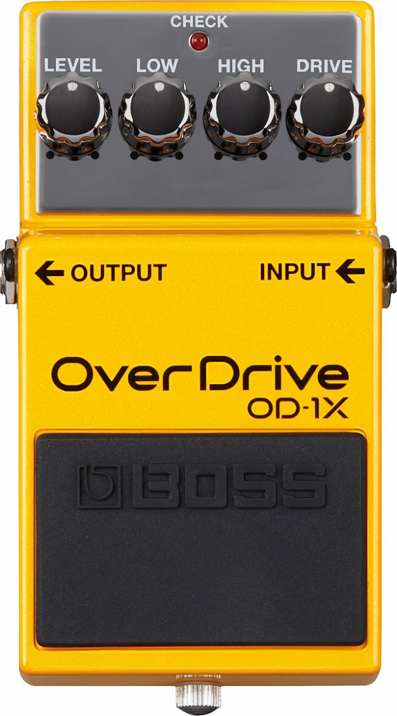 BOSS / OD-1X Overdrive ボス【池袋店】