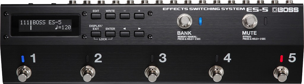 BOSS / ES-5 Effects Switching System【池袋店】