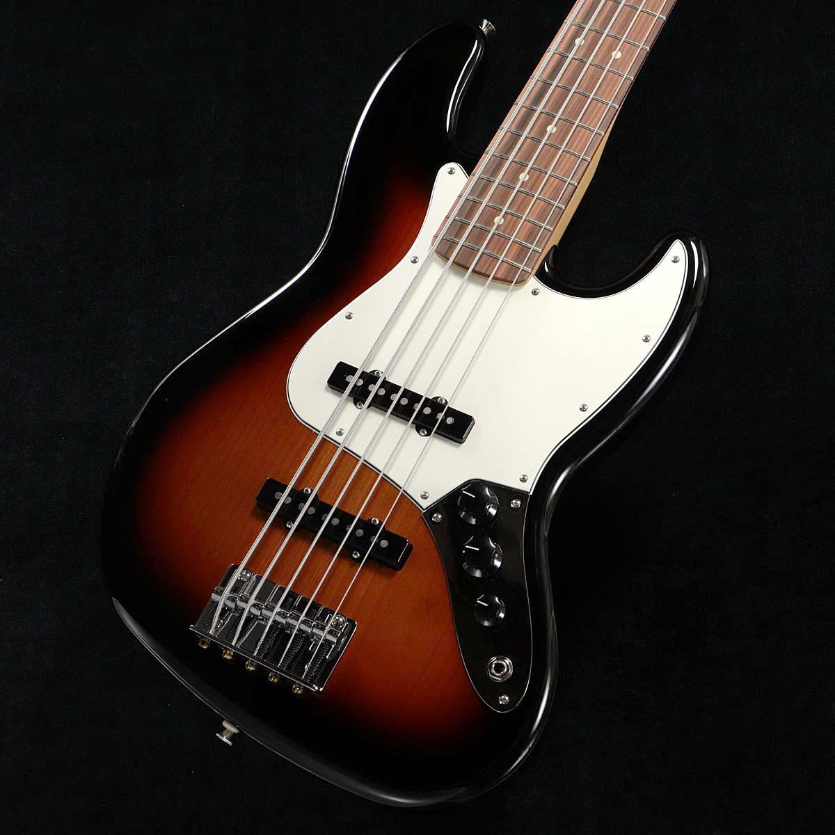 FENDER MEXICO フェンダーメキシコ / Player Jazz Bass V Pau Ferro /3TS【御茶ノ水本店】