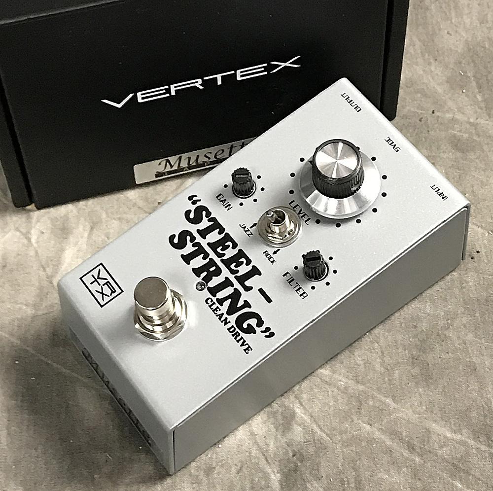 Vertex / STEEL STRING CLEAN DRIVE MKII 【新宿店】