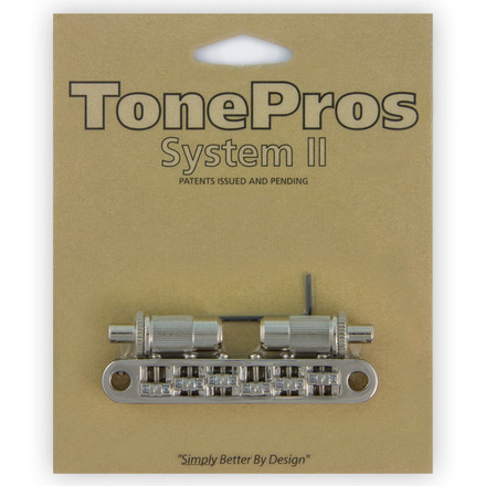 "TONE PROS / TPFR-N Metric Tuneomatic (large posts, ""Roller"" saddles) 《お取り寄せ商品》【御茶ノ水本店】"