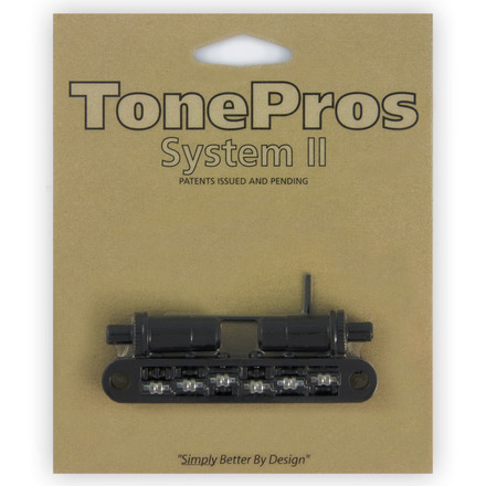 "TONE PROS / TPFR-B Metric Tuneomatic (large posts, ""Roller"" saddles) 《お取り寄せ商品》【御茶ノ水本店】"