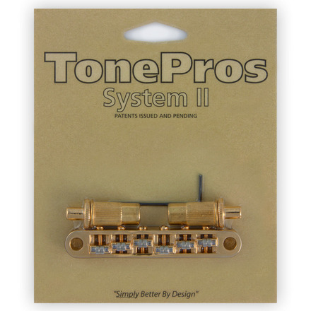 "TONE PROS / TPFR-G Metric Tuneomatic (large posts, ""Roller"" saddles) 《お取り寄せ商品》【御茶ノ水本店】"