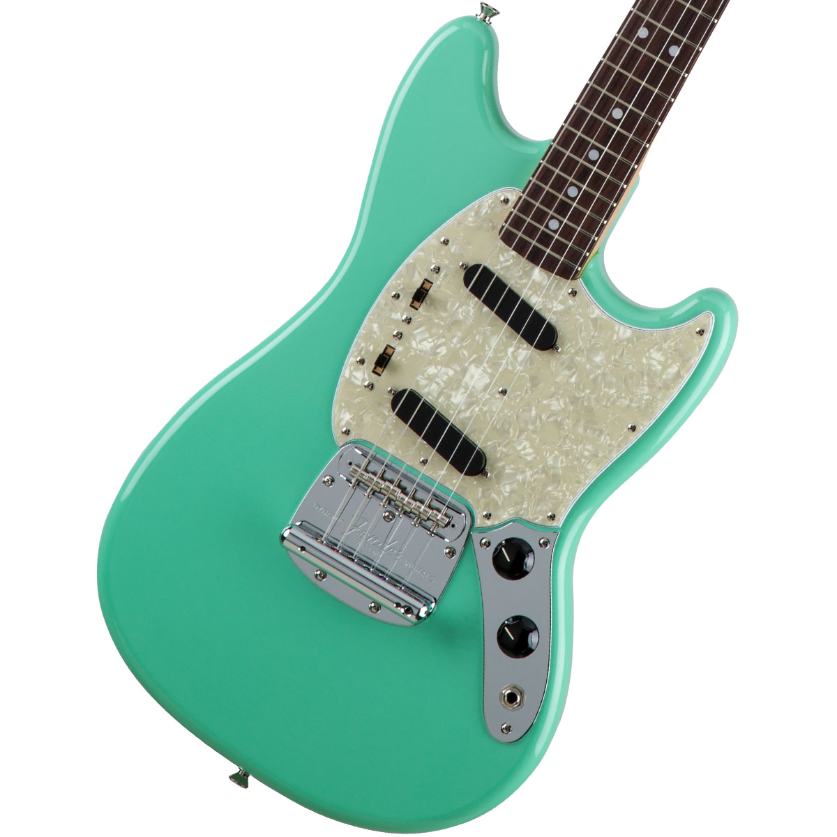 Fender / Made in Japan Traditional 60s Mustang Rosewood Fingerboard Surf Green【渋谷店】