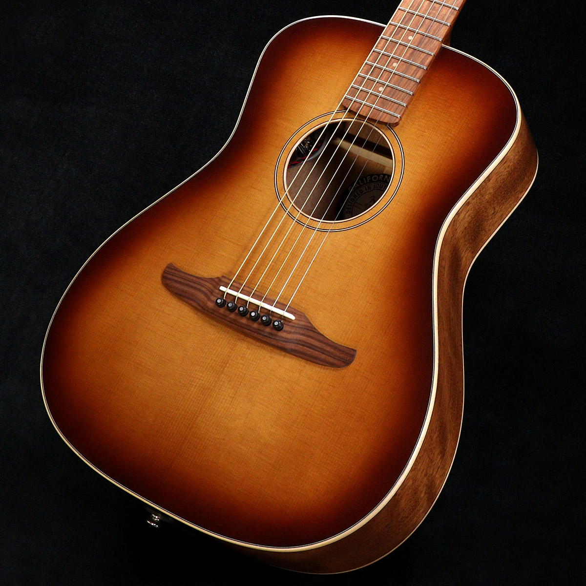 Fender / California Series MALIBU CLASSIC Aged Cherry Burst (ACB)【渋谷店】